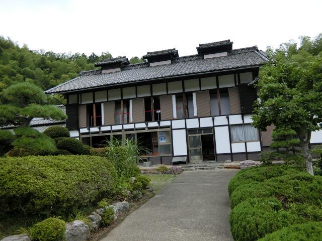 高山社跡に行ってきました。
