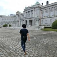 迎賓館 赤坂離宮に見学に行ってきました。