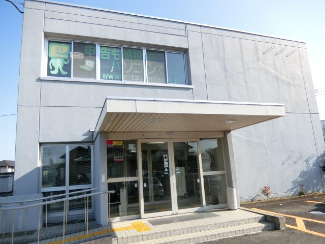 藤岡税務署で消費税の説明会の講師をして来ました。