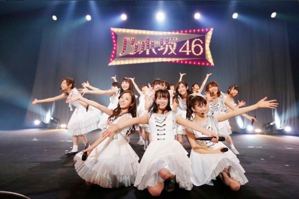 最終的に乃木坂46のアンダ―ライブは世界まで行くと思う