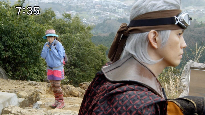 井上小百合(さゆにゃん)念願のジュウオウジャーに出演