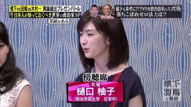 樋口柚子(ゆずちま)がテレビ出演って見過ごせない